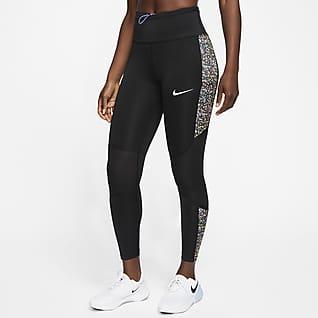 Nike Icon Clash Fast Tights da running - Donna