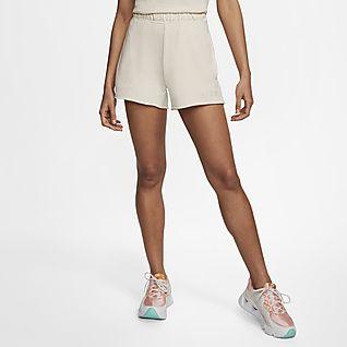 Nike Sportswear Damenshorts aus French-Terry