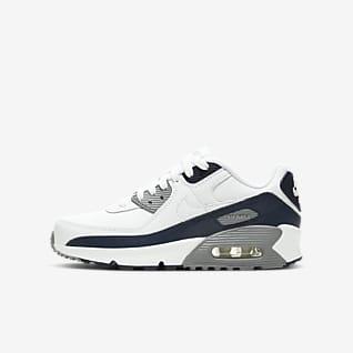 scarpe nike air max ragazzo bianche