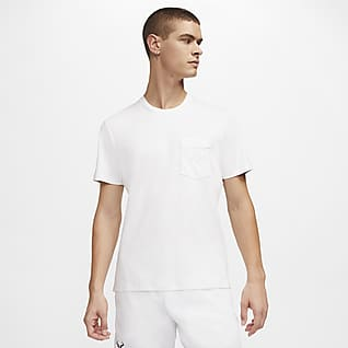 Rafa Men's Short-Sleeve Tennis Top