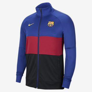 FC Barcelona Fotbollsträningsjacka för män