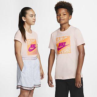 Garçons Hauts et tee shirts. Nike FR