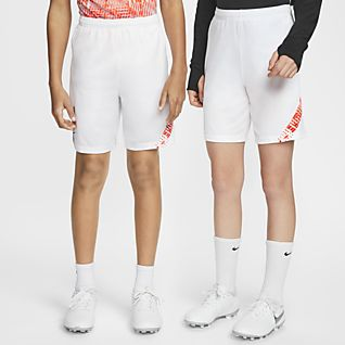 Nike Dri-FIT Neymar Jr. Fotbollsshorts för ungdom