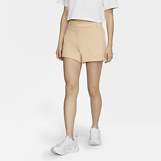 Nike Sportswear Damenshorts aus French-Terry