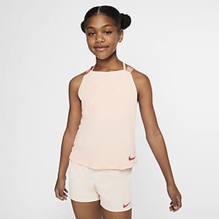 Nike Dri-FIT Débardeur de training pour Fille plus âgée