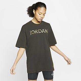 Womens Jordan Graphic T-Shirts. Nike.com