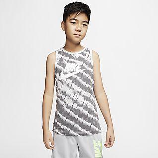 abbigliamento ragazzo nike