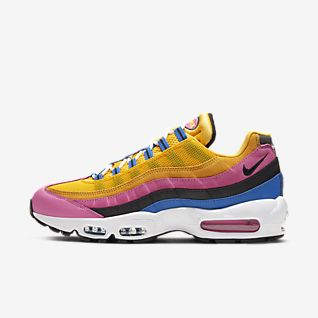 air max 95 pink and black