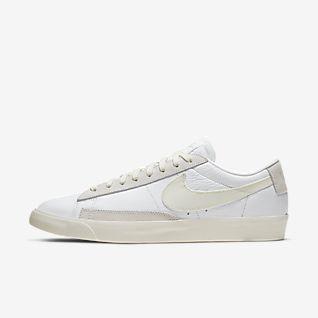Nike Blazer Low Leather Shoe