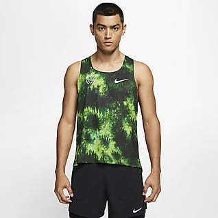 Nike AeroSwift Oregon Track Club Men's Running Singlet
