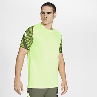 Nike Dri-FIT Strike Мужская игровая футболка с коротким рукавом