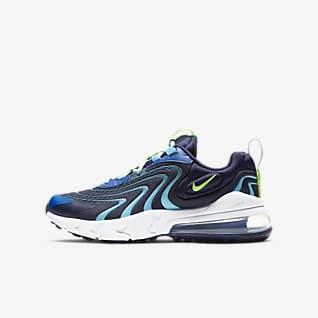 Nike Air Max 270 React ENG Genç Çocuk Ayakkabısı