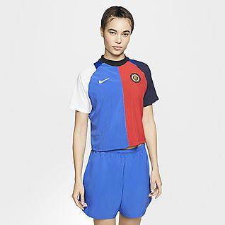 Nike F.C. Fotbollströja för kvinnor