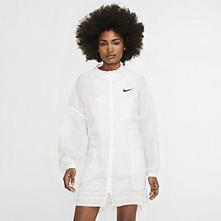 Nike Sportswear Vævet jakke til kvinder