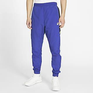 Nike Sportswear Windrunner กางเกงผู้ชายแบบทอ