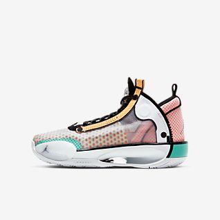 Air Jordan XXXIV Guo (GS) 大童篮球童鞋