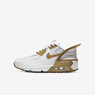 Older Girls' Nike FlyEase Shoes. Nike MA