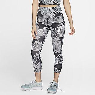 Nike Fast Women's Crop Running Leggings