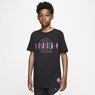 Jordan Quai54 T-shirt voor jongens