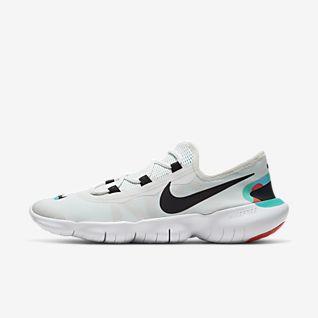Running Barefoot-Like Feel Shoes. Nike PH