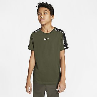 Nike Sportswear Swoosh Футболка для школьников