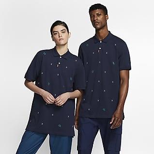 The Nike Polo 中性有領衫