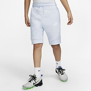 Nike Sportswear Tech Fleece Shorts - Ragazzi