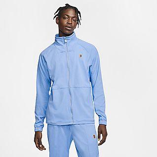 NikeCourt Chaqueta de calentamiento de tenis - Hombre