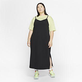 Nike Sportswear Robe en jersey pour Femme (grande taille)