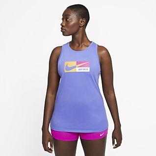 Femmes Sleeveless & Tank Tops. Nike FR