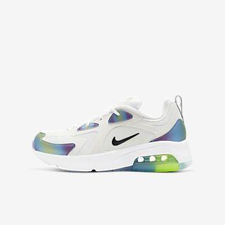 Boys' Air Max 200 Shoes. Nike GB