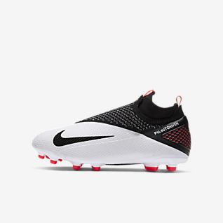 New Nike Soccer Shoes WhiteGoldSilver Turf Nike