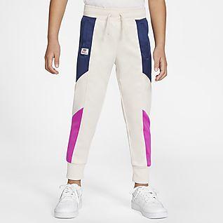 Kleuters Kids Lifestyle Broeken en tights. Nike NL