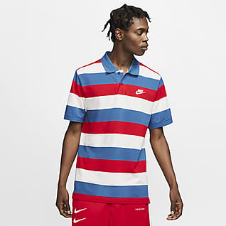 Nike Sportswear Polo à rayures pour Homme
