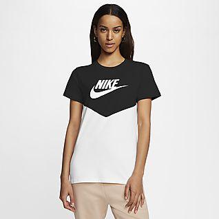 Nike Sportswear Heritage Women's Short-Sleeve Top
