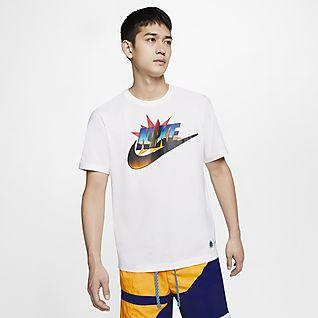 ナイキ エクスプロレーション シリーズ メンズ バスケットボール Tシャツ