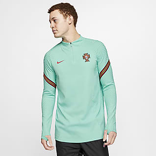 Nike VaporKnit Strike Portugal Part superior d'entrenament de futbol - Home