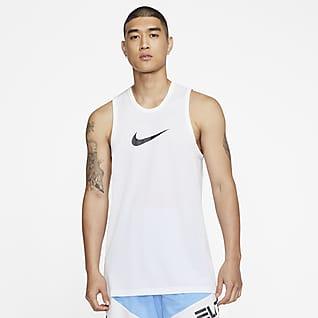 Nike Dri-FIT Basketballoverdel til mænd