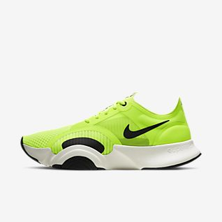 Yellow Shoes. Nike GB