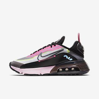 Tênis Feminino Nike Air Max 2015 (GS) Pink Neon