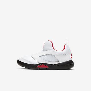 Jordan 5 Retro Little Flex sko til sped småbarn. Nike NO