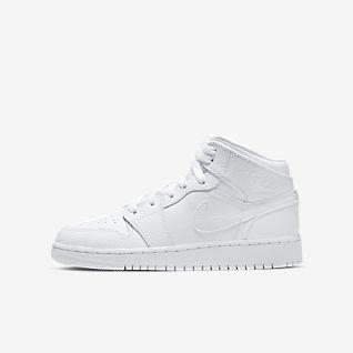 Air Jordan 1 Mid Schuh für ältere Kinder