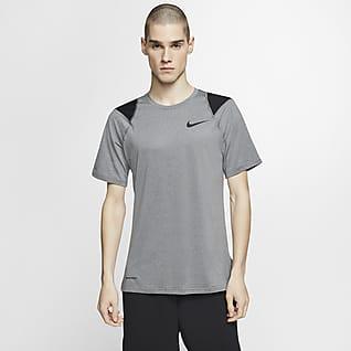 Nike Pro Kortärmad tröja för män
