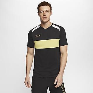 Nike Dri-FIT Academy Kortærmet fodboldtrøje til mænd