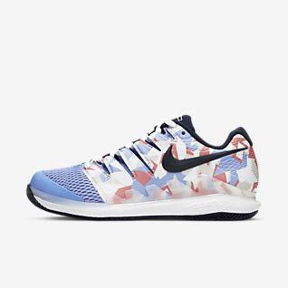 NikeCourt Air Zoom Vapor X 女款硬地球場網球鞋
