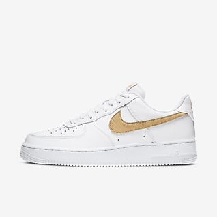 nike air force nere camoscio