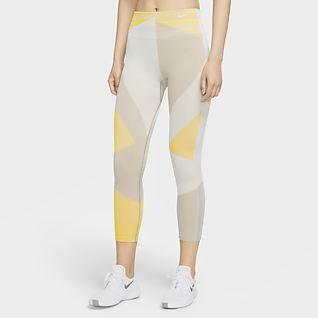 Nike Sculpt Icon Clash 女款高腰九分訓練緊身褲