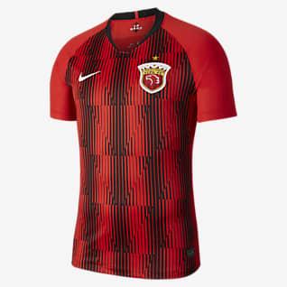 2020 赛季上海上港主场 男子足球球衣