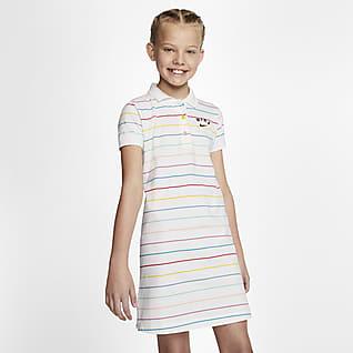 Nike Sportswear Платье для девочек школьного возраста