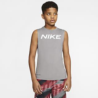 Nike Pro Big Kids' (Boys') Top